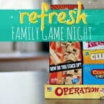 Refresh Family Game Night
