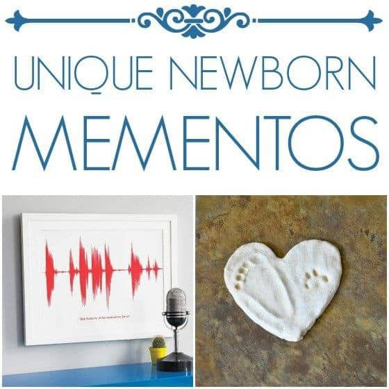 Unique Newborn Mementos 1 Daily Mom Parents Portal