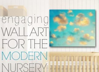 Engaging Wall Art For The Modern Nursery