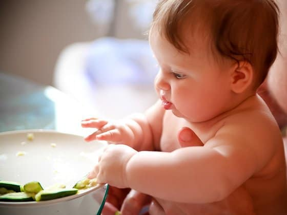 Skip Purees with Baby Led Weaning 2 Daily Mom Parents Portal