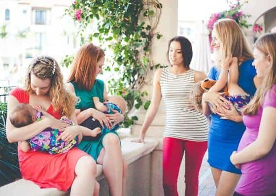 Our Breastfeeding Journeys
