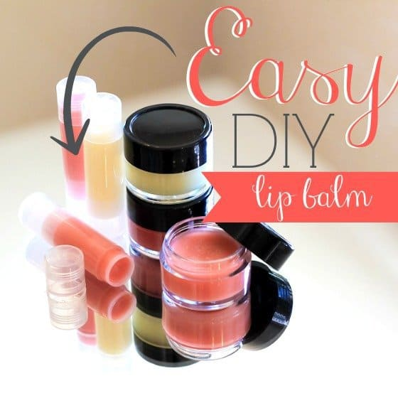 Easy DIY Lip Balm 1 Daily Mom Parents Portal
