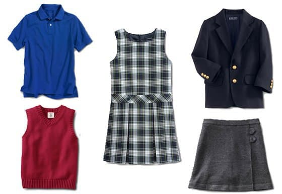 Great Places To Find School Uniforms 5 Daily Mom Parents Portal