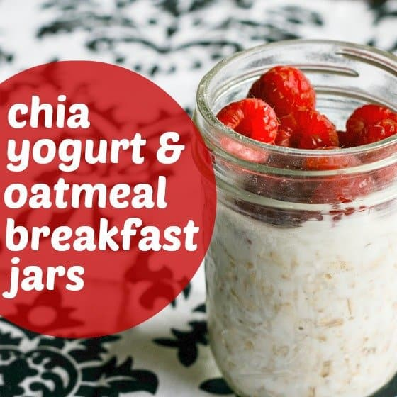Toddler Eating: Chia and Oatmeal Yogurt Breakfast Jars 1 Daily Mom Parents Portal