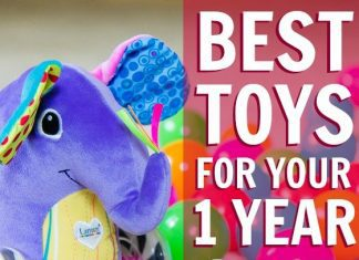 Best Toys For Your One Year Old