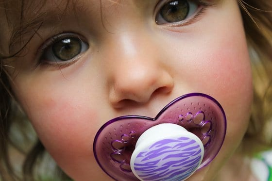 Bye Bye Binky! 5 Ways To Get Rid of the Pacifier 2 Daily Mom Parents Portal