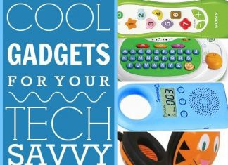 Cool Gadgets For Your Tech Savvy Toddler