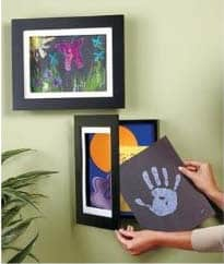 Creative Ways to Display Kids Artwork 3 Daily Mom Parents Portal