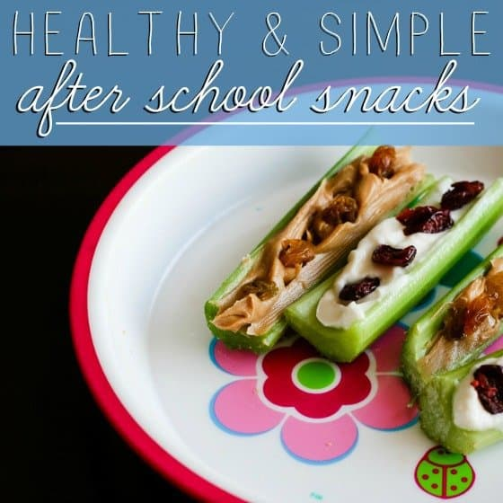 Healthy and Simple After School Snacks 1 Daily Mom Parents Portal