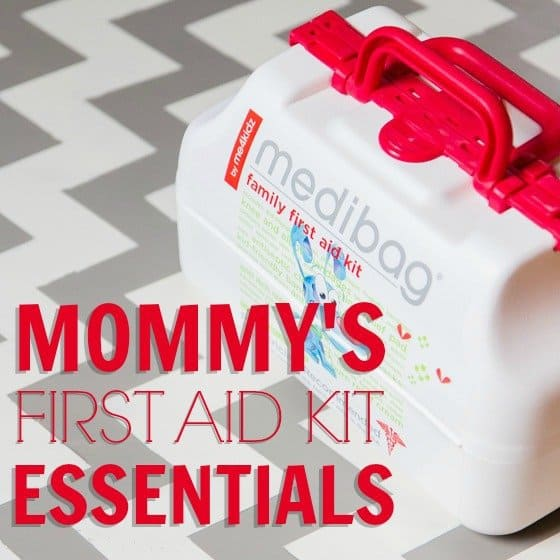 Mommy's First Aid Kit Essentials 1 Daily Mom Parents Portal