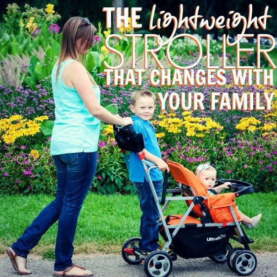 Stroller Guide: Joovy Caboose Too Ultralight 1 Daily Mom Parents Portal