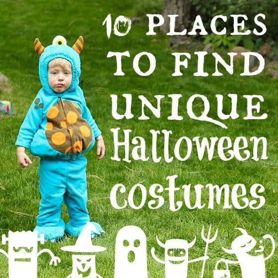 10 Places to Find Unique Halloween Costumes 1 Daily Mom Parents Portal