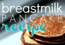 Breastmilk Pancake Recipe