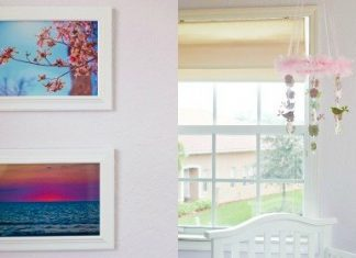 How To: Personalize A Nursery While Renting