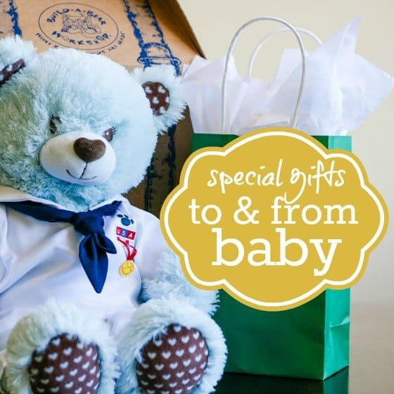 Special Gifts To and From Baby 1 Daily Mom Parents Portal