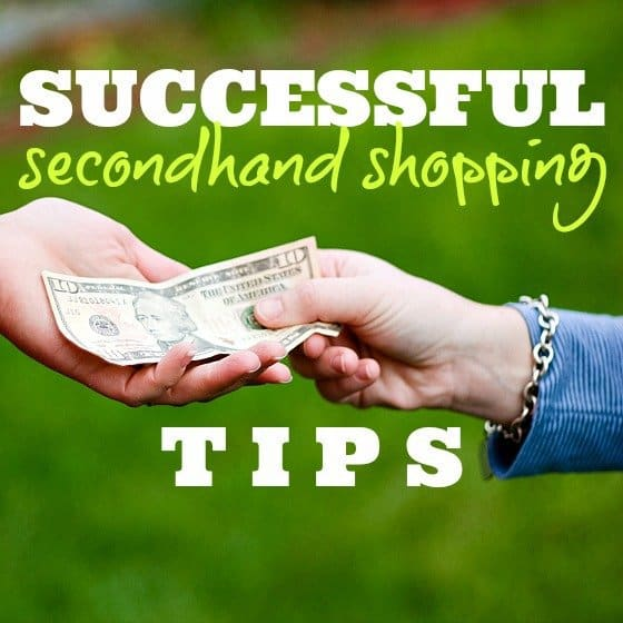Successful Secondhand Shopping Tips 1 Daily Mom Parents Portal