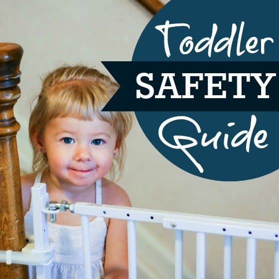 Toddler Safety Guide & Giveaway! 1 Daily Mom Parents Portal