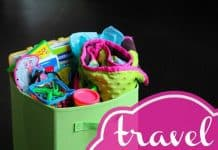 Travel Activity Kit For Kids
