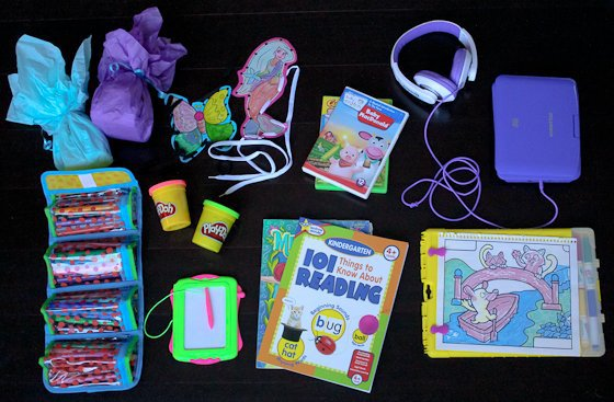 Creating The Ultimate Travel Activity Kit for Kids 3 Daily Mom Parents Portal
