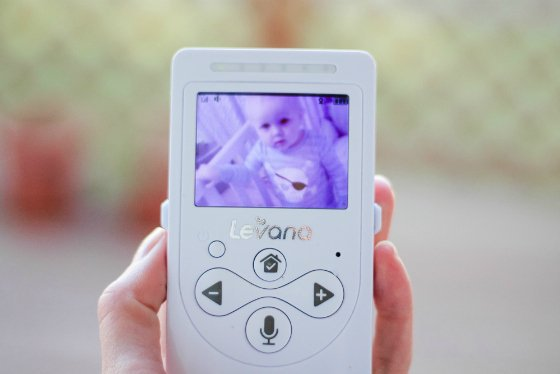 Baby Monitor Guide and Giveaway: Levana- Innovative Monitors For Modern Moms 3 Daily Mom Parents Portal