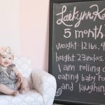 Baby's 1st Year: Creative Monthly Baby Photo Ideas