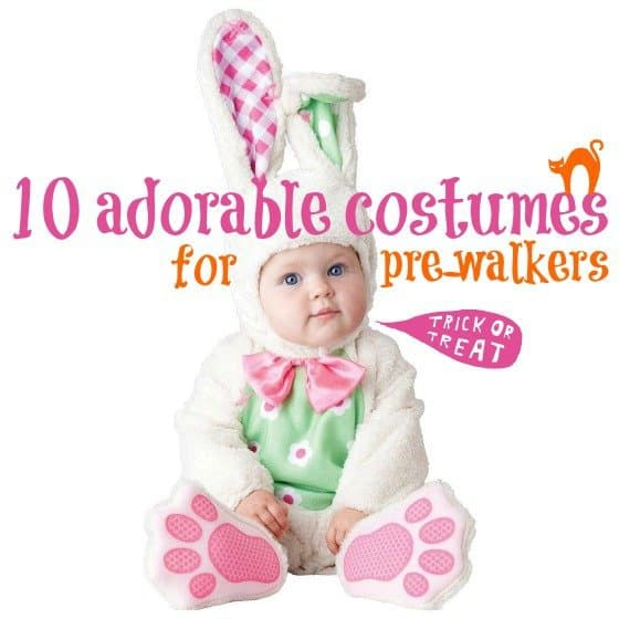 10 Adorable Costumes for Pre-Walkers 1 Daily Mom Parents Portal