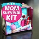Diy Mom Survival Kit