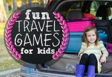 Fun Travel Games For Kids 1