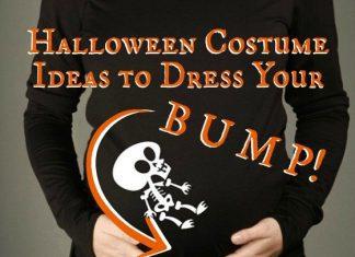 Halloween Costume Ideas To Dress Your Bump1