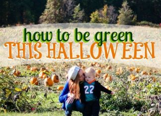 How To Be Green This Halloween 2
