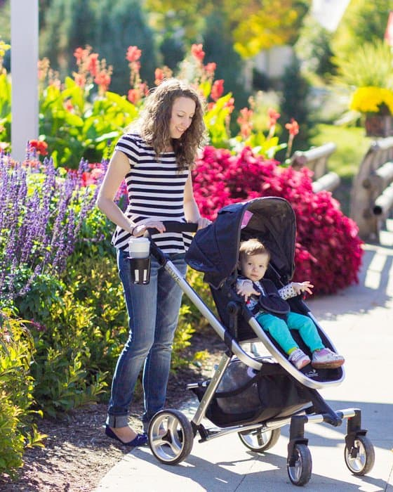 Stroller Guide: Fuze by Summer Infant 11 Daily Mom Parents Portal