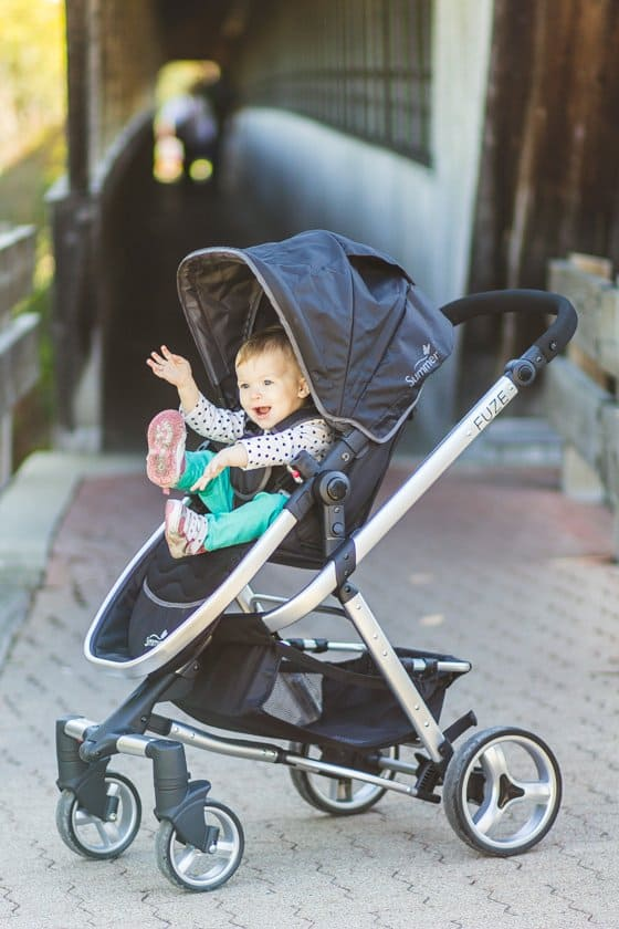 Stroller Guide: Fuze by Summer Infant 2 Daily Mom Parents Portal
