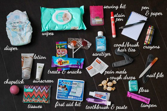 DIY Mom Survival Kit 2 Daily Mom Parents Portal