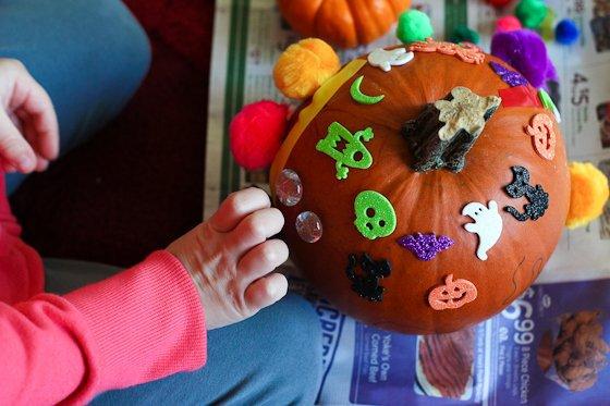 7 Kid-Friendly Pumpkin Decorating Ideas 2 Daily Mom Parents Portal