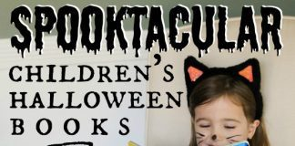 Spooktacular Childrens Halloween Books 3