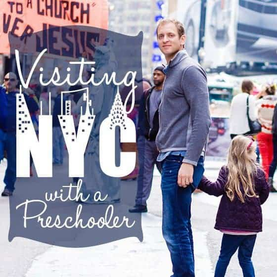 Visiting Nyc With A Preschooler2 1 Of 13