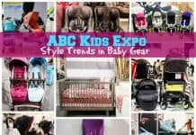 Abc Kids Expo: Style Trends In Baby Gear