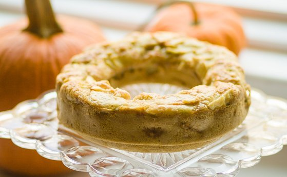 Super Easy Apple Cake 3 Daily Mom Parents Portal