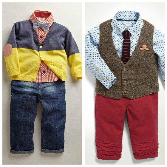 Geek Chic Fashion for Tots: Mamas & Papas Fall 2013 8 Daily Mom Parents Portal