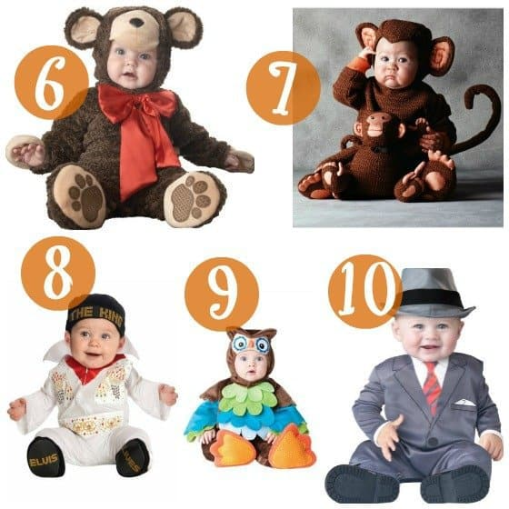 10 Adorable Costumes for Pre-Walkers 3 Daily Mom Parents Portal