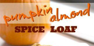 Pumpkin Almond Spice Loaf