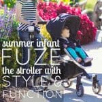 Stroller Guide: Fuze By Summer Infant