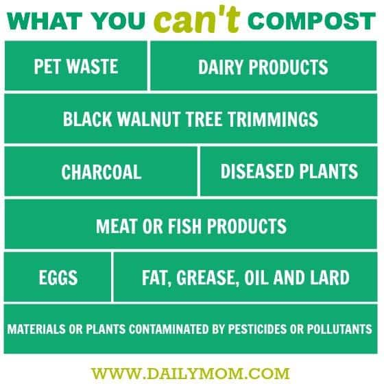 The Dos and Don'ts Of Composting 3 Daily Mom Parents Portal