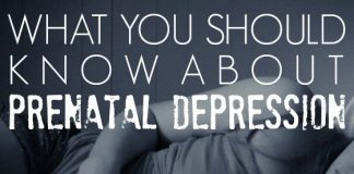 What You Should Know About Prenatal Depression