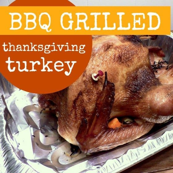 BBQ Grilled Thanksgiving Turkey 1 Daily Mom Parents Portal