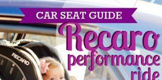 Car Seat Guide: Recaro Performance Ride