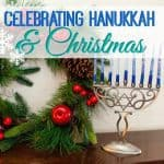 Celebrating Hanukkah And Christmas 1