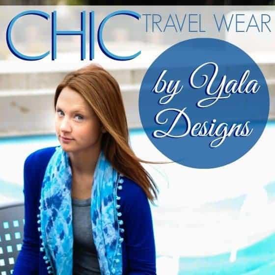 Chic Travel Wear By Yala Designs