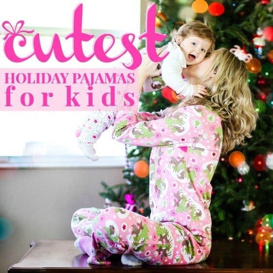 Cutest Holiday Pajamas for Kids 1 Daily Mom Parents Portal