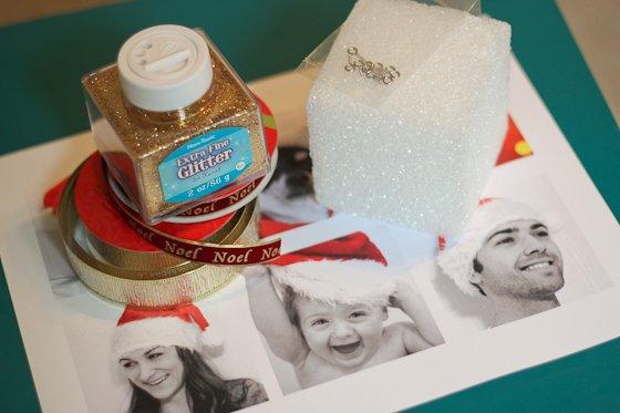DIY Photo Cube Ornament 2 Daily Mom Parents Portal
